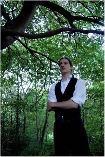 Chris, Northern Oak's guitarist
