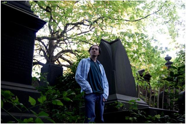 Elliot, Northern Oak's former keyboardist.
